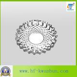 Het populaire Vaatwerk van het Asbakje van het Glas met Goedkope Prijs kb-Hn0128