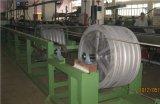 Fußboden-stehender Druckspeicher für Kabel-Strangpresßling-Extruder