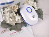 Mini sterilizzazioni e pulitori dell'aria dell'ozono +Anion