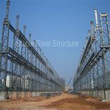 Construction préfabriquée légère de structure métallique avec le coût compétitif