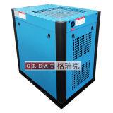 Compresseur d'air variable magnétique permanent de vis de fréquence de Libre-Bruit