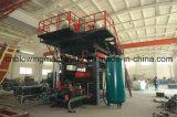 Máquina de abastecimiento del moldeo por insuflación de aire comprimido de inyección de la botella del PVC