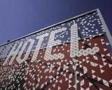 Ячеистая сеть нержавеющей стали декоративная для фасада
