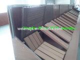 Chaîne de production largement reçue de profil de Bois-Plastique de PVC/PP/PE