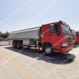Cisterna HOWO 6X4 10 Ruedas 20000L transporte de petróleo Camión Camión Cisterna de Combustible