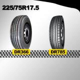 Pneus novos do recipiente do pneu do caminhão dos bens de China da importação