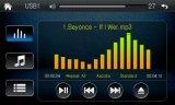 CD DVD van de auto GPS het Systeem van de Navigatie voor de Toendra van de Sequoia van Toyota