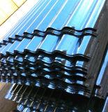 Heißes eingetauchtes galvanisiertes Dach des Stahl-Roofing/Gi Roofing/PPGI mit der Breite angepasst