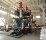 Машина прессформы дуновения цистерны с водой HDPE хранения вертикальная