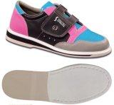 Les chaussures de bowling avec la couleur différente, beaucoup de modèles sont disponibles