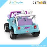 12V jipe de Disney dos assentos da bateria dois Montar-no carro elétrico do brinquedo