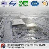 Atelier de structure métallique de Peb de grande envergure