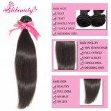 最上質の等級7Aのバージンのブラジルの毛の拡張人間の毛髪
