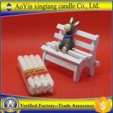 بالجملة 1.3*16 كنيسة شمعة [فوتيف] بيضاء شمعة جانبا الصين شمعة مصنع