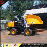 Fabrikant Fcy50 Vrachtwagen van de Kipwagen van de Plaats van 5 Ton de Mini