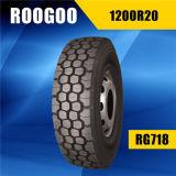 El carro resistente profesional pone un neumático el neumático radial del carro de Whosale (10.00R20, 11.00R20, 12.00R20)