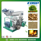 Máquina de madeira do moinho da pelota da máquina da imprensa da pelota da biomassa do motor elétrico