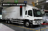 Carro resistente del camión de Isuzu 6*4 del carro de Isuzu