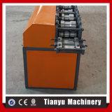 Roulis froid galvanisé de porte d'obturateur de rouleau de lamelle de système formant la machine
