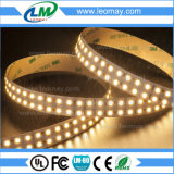 Tira flexível do diodo emissor de luz do fabricante IP65 SMD3528 10800lm/roll SMD de Professinoal