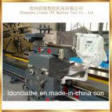 Máquina resistente horizontal barata universal C61200 del torno de la serie
