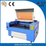 Tuch-Laser-Scherblock CNC Laser-Ausschnitt CNC Laser-Stich-Maschinerie
