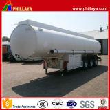 Tri asse 50000 litri del serbatoio di combustibile semi del camion del rimorchio di autocisterna della benzina