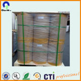PVC Film di 0.5mm Clear Blue Tint Rigid