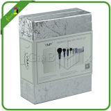 Boîte de empaquetage cosmétique de brosse de luxe d'oeil