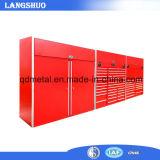 Gabinete de aço de gabinete de ferramenta das gavetas do metal da combinação/ferramenta da oficina