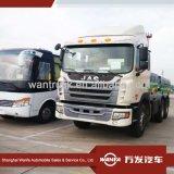 Caminhão do trator de JAC 6X4 380HP Hfc4251kr1