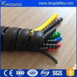 油圧ホースのためのPPの螺線形の監視