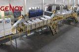 Bouteille en plastique réutilisant le système de machine à laver pour Pet/PE/PP/PVC