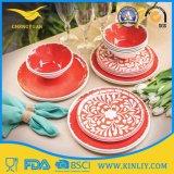 Dinnerware Tableware подноса шара чашки плиты обеда Dishware тарелки дешевой европейской еды трактира меламина Китая Индии пластичной безопасной круглой квадратной самомоднейшей домашней установленный установленный