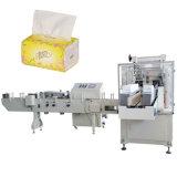De automatische Machine van de Verpakking van de Handdoek van de Hand van het GezichtsWeefsel