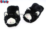 Microwave Heated Slipper Plush Stuffed Rabbit Women Comfort Shoes