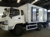 Corps sec de camion d'isolation de FRP