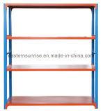 Racking de aço do armazenamento do ferro do metal superior do dever para o supermercado do armazém
