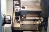 Машина Lathe CNC Ck63 для сбывания с автоматическим транспортером обломока