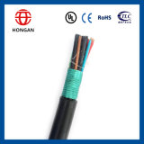 Advanced Conductive Copper Optic-Electric Composite Cable From Verified Supplier