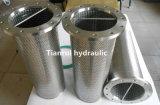 25 Filter van de Olie van het micron de Roestvrij staal Gelaste