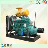 Petite pompe à eau d'égout d'amoricage d'individu d'entraînement de moteur diesel de pouvoir