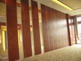 Paredes de divisória de madeira clássicas artísticas de alumínio do fabricante de China