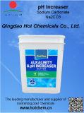 Ceniza de soda del CAS No. 497-19-8 para el agua de la piscina