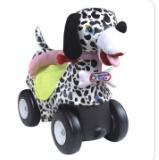 Automobile dell'animale della peluche