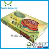 Cadre personnalisé de conditionnement des aliments de papier d'imprimerie avec le guichet