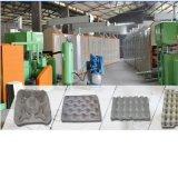 ligne complète de plateau de papier des oeufs 350-2500PCS/H