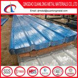 Prepainted電流を通された鋼鉄PPGIの屋根ふきシート