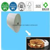 Papel revestido del solo PE lateral para el acondicionamiento de los alimentos de Kfc
