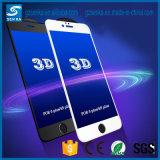 iPhone 6/6sのための新しい優れたナノメーター絹プリント反青く軽い緩和されたガラス